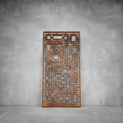 Laser Cut Screen - Design 040