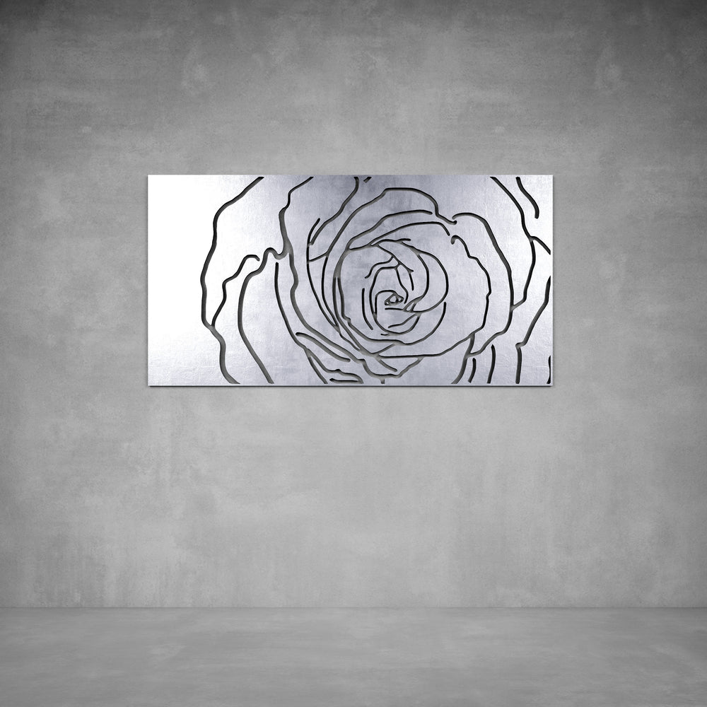 Rose Wall Art