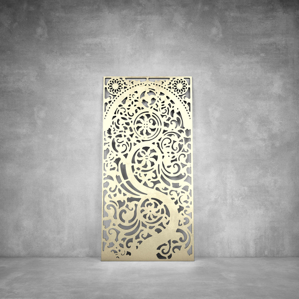 Laser Cut Screen - Design 112