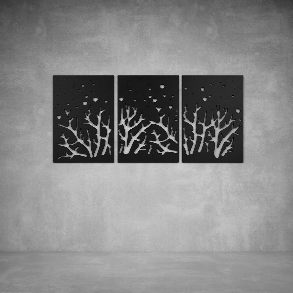 Bubble & Branch Wall Art