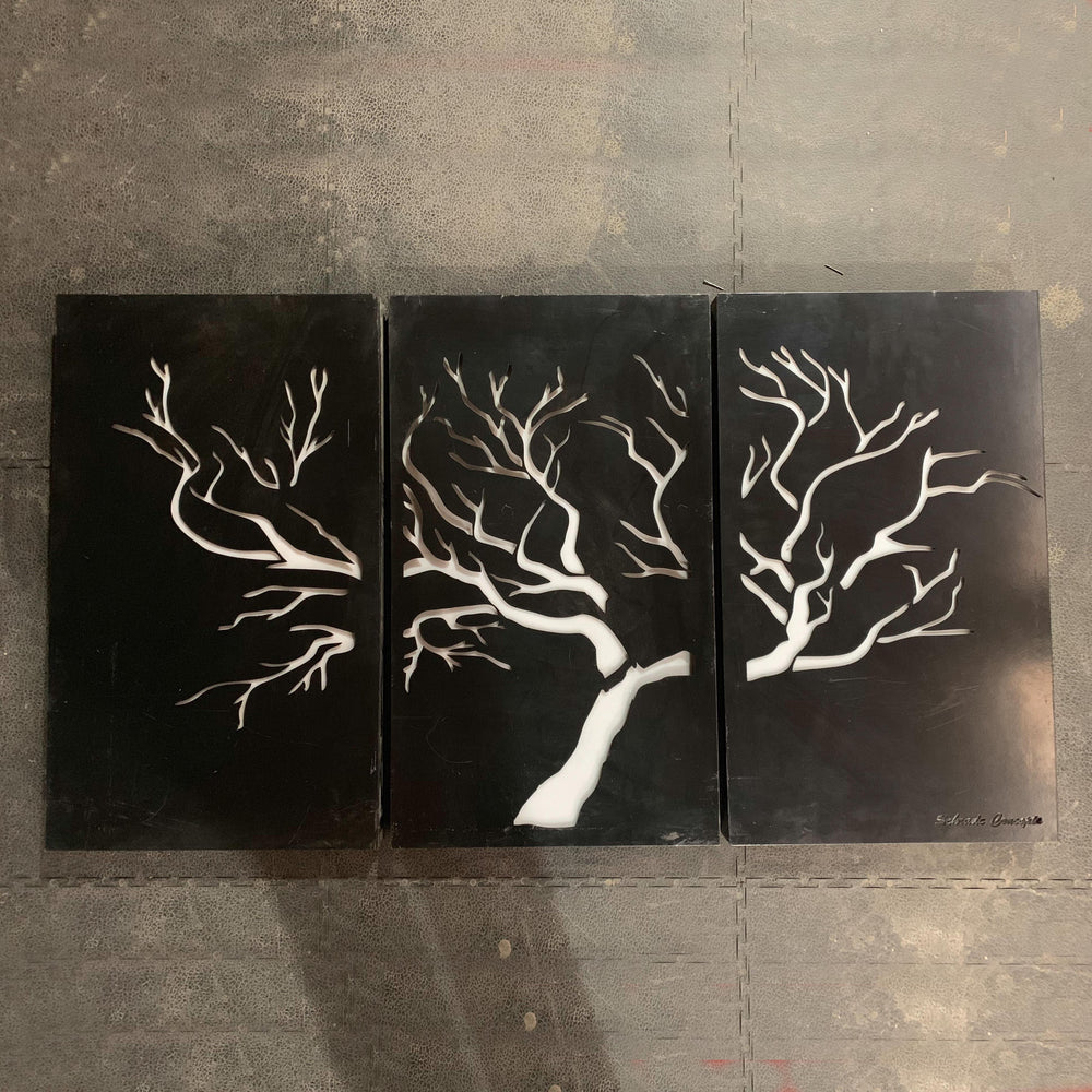 Three Tree BLACK
