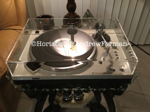 KENWOOD 3070,3077,5070,5077 TURNTABLE AFTERMARKET DUST COVER