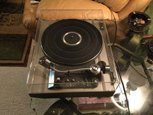TECHNICS SL-20 & SL23 TURNTABLE AFTERMARKET DUST COVER