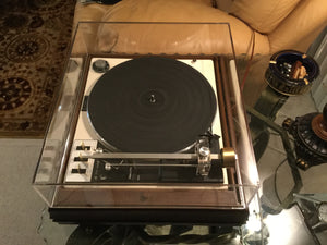 GARRARD ZERO 100 AFTERMARKET DUST COVER