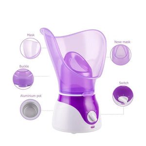 Deep Replenishment Cleaning Facial Steamers Facial Thermal Sprayer Skin Care Beauty Facial Steamer Machine