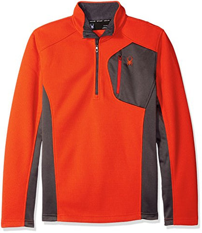 Spyder Bandit Half Zip Light Weight Fleece