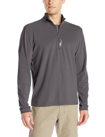 Spyder Buckhorn T-Neck Polar Grey