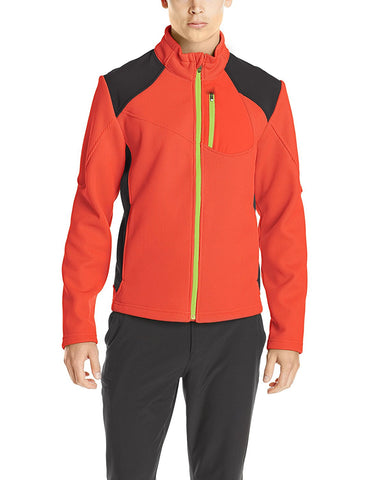 Spyder Linear Full Zip Mid Weight Core Sweater