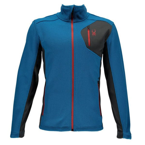 Spyder Bandit Full Zip Strike Jacket