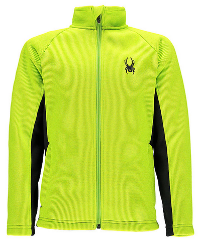 Spyder Constant Full Zip Mid Weight Core Sweater