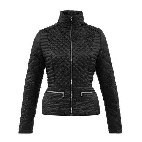 Poivre Blanc Ladies W14-1253 Quilted Jacket