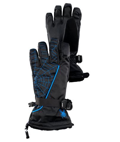 Spyder Boys Overweb Ski Glove - Small