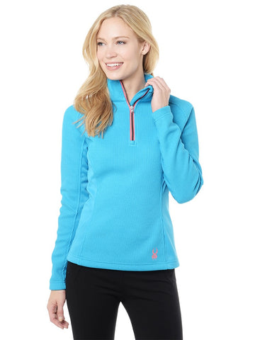 Spyder Valor Half Zip Mid Weight Core Sweater