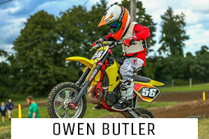 picture of sponsored rider owen butler