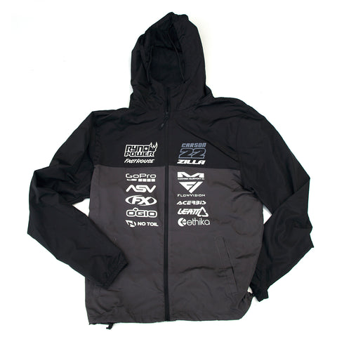 Zilla Custom Windbreaker