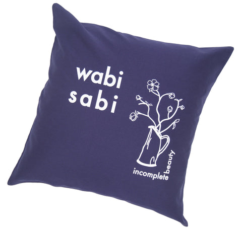 Wabi Sabi pillowcase