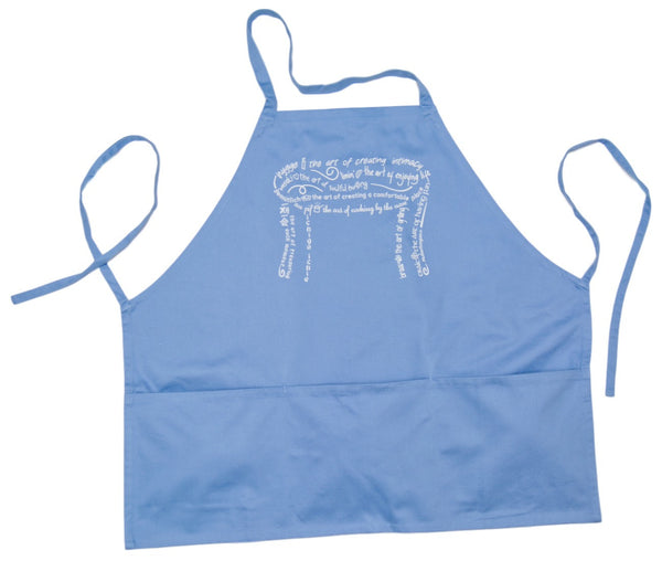 Slow food apron