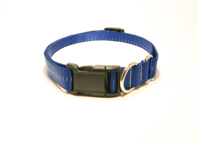 Slip Collar // Medium Dog // Royal Blue