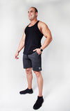 Men's Shorts - Coal Grey