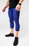 Kheper Male Pro Fit Tights - Navy
