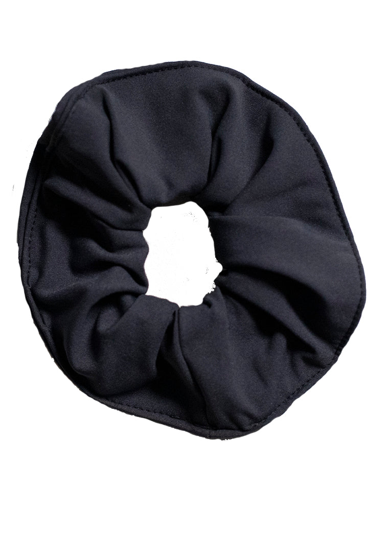Black Scrunchie Kheper