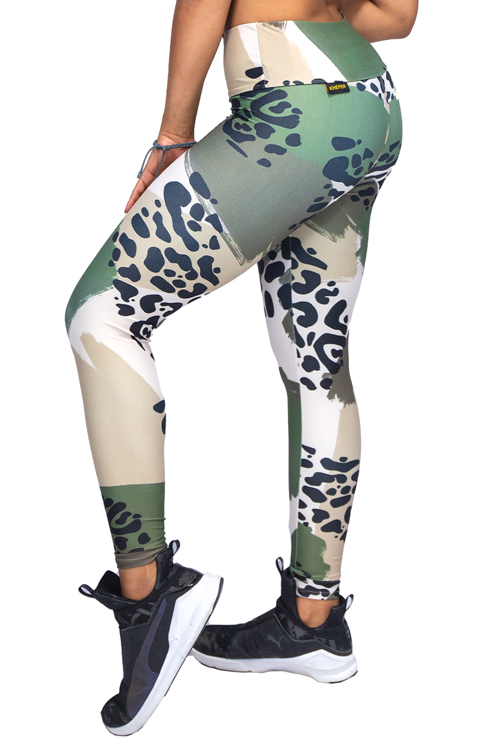 Jungle Jag Leggings