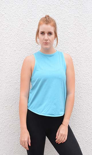 Kheper Ladies Flip Top - Blue