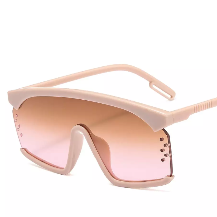 Junette Sunnies - Cream White