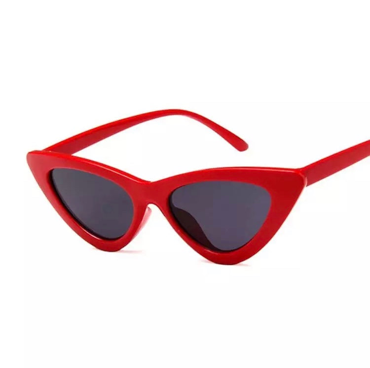Zuki Sunnies - Red