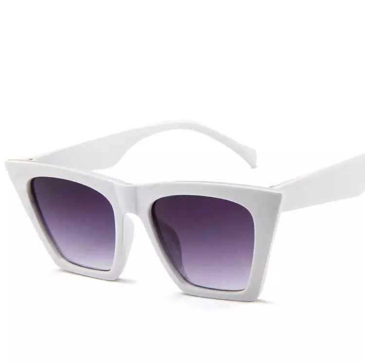 Mymoena Sunnies - White