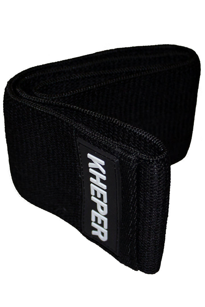 Resistance Fit Hip Band - Black