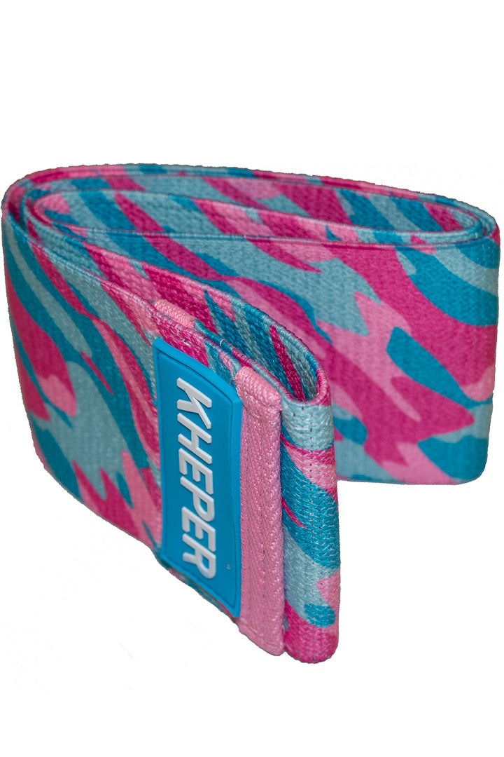 Kheper Resistance Fit Hip Band - Bubble Gum