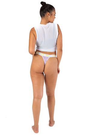 Kheper Bamboo Ladies Thong - Lilac