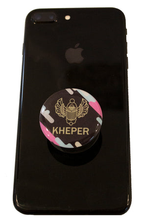 Kheper Branded Cellphone Pop Sockets