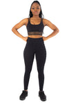 Kheper Soho Gym Tights - Limited Edition Black