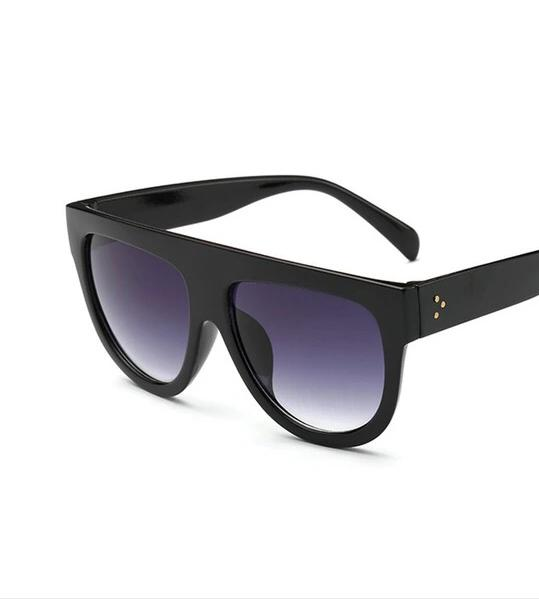Kim Sunnies Black | Kheper
