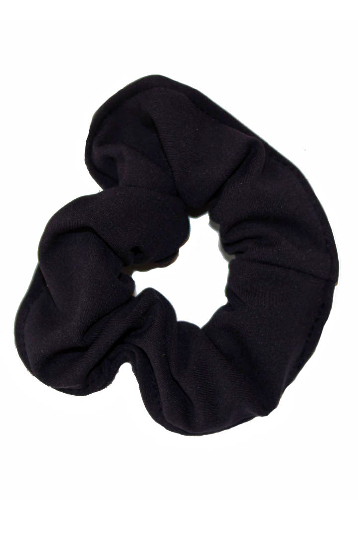 Kheper Black Scrunchie