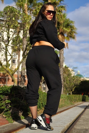 KK Track Pants - Black