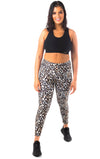 Kheper High Waist Gym Tights - Wildside