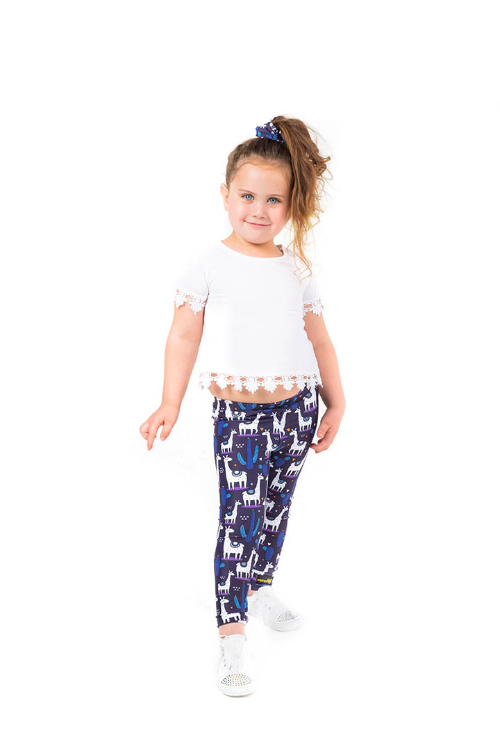 Kheper Drama Lama Leggings for kids