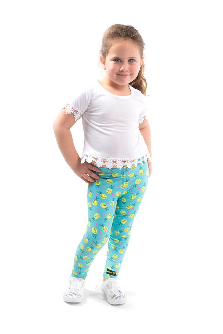 Kheper Everything's Pine Kids Leggings