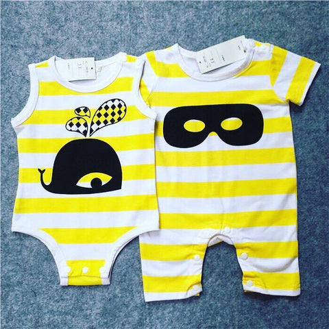 Swag Baby Romper