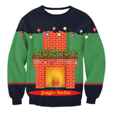 Jingle Bells Ugly Christmas Sweatshirt