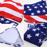 Stars Stripes USA Bikini
