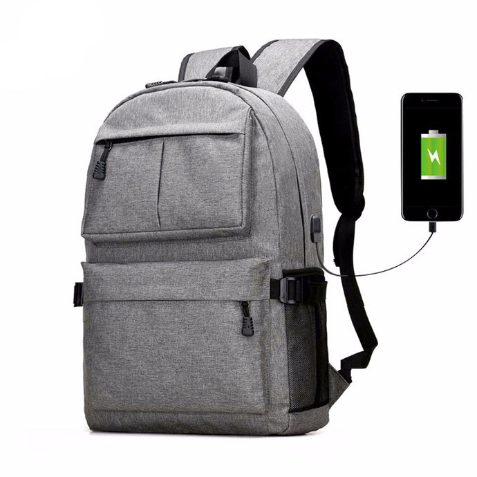 Tranquillity Plus Backpack With USB Port