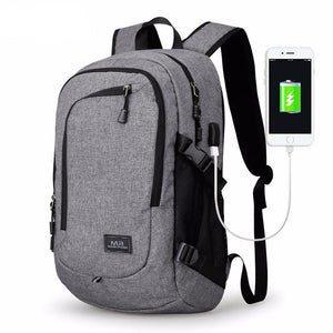 The Authority Backpack With USB Port