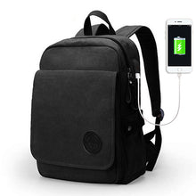 Classic Flap Pack With USB Port