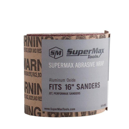 16″ Wrap For Supermax Drum Sander ورق صنفره خاصث بحهاز الدرم ساندر 16 انش-sand paper-laguna tools-36-Hawi tools-هاوي عدد
