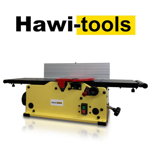 "8"" Benchtop Jointer with spiral cutter head فاره كهربائية 8 انش مع راس لولبي حجز مسبق-Hawi Tools-Hawi tools-هاوي عدد"