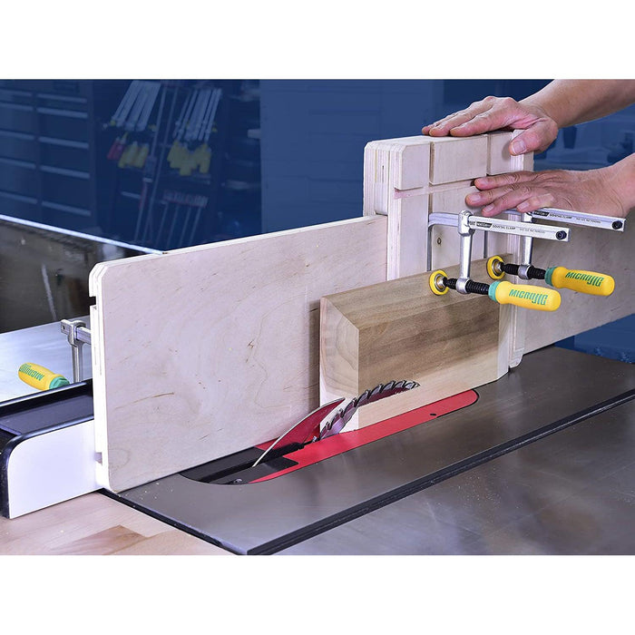 MATCHFIT Dovetail Clamp (Double Pack)-Microjig-Hawi tools-هاوي عدد